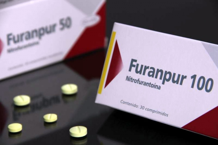 Composition nitrofurantoin how supplied furanpur 50 packages